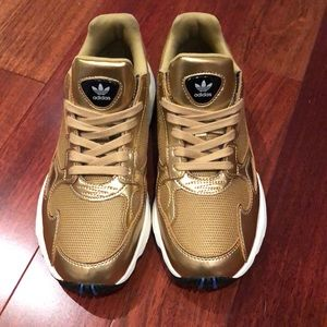Limited Edition Gold Adidas